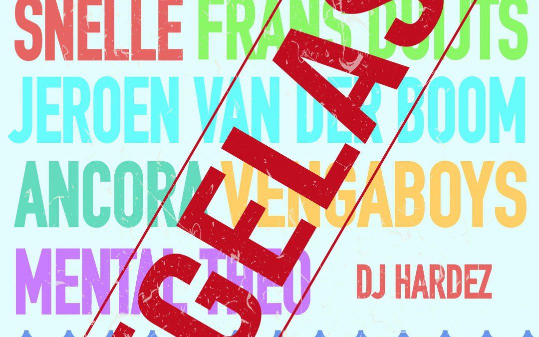 Muziekfestival Blokzijl 2020 geannuleerd
