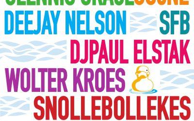 Fantastische line-up bij Muziekfestival Blokzijl
