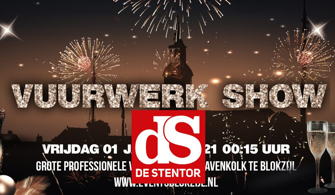 De Stentor – Blokzijl krijgt een centrale vuurwerkshow om consumentenvuurwerk terug te dringen